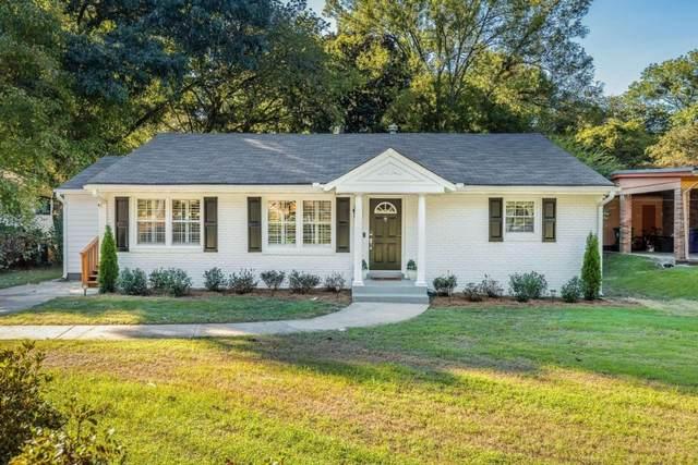1626 Anita Place NE, Atlanta, GA 30306 (MLS #9057839) :: AF Realty Group