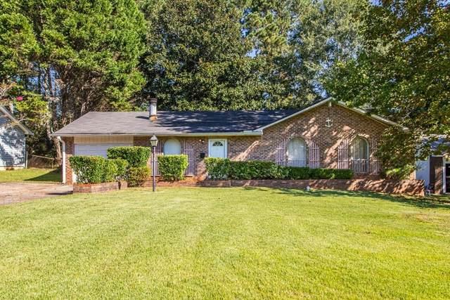 202 Sedgefield Drive, Jonesboro, GA 30236 (MLS #9057851) :: AF Realty Group