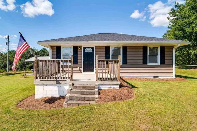 5565 Sandy Creek Road, Loganville, GA 30052 (MLS #9057878) :: AF Realty Group