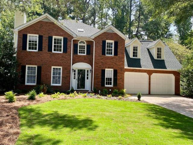 407 Calgary Drive, Peachtree City, GA 30269 (MLS #9057924) :: AF Realty Group