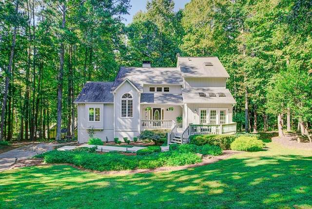 105 Nob Hill, Peachtree City, GA 30269 (MLS #9058006) :: AF Realty Group