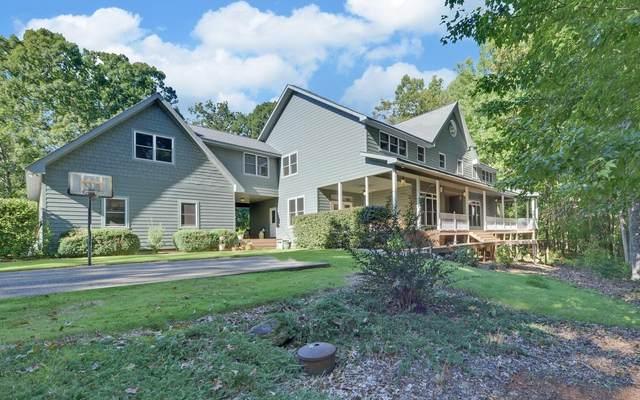392 Panorama Drive, Sautee Nacoochee, GA 30571 (MLS #9058029) :: Athens Georgia Homes