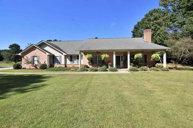 11631 Carl Parker Road, Hampton, GA 30228 (MLS #9058057) :: AF Realty Group