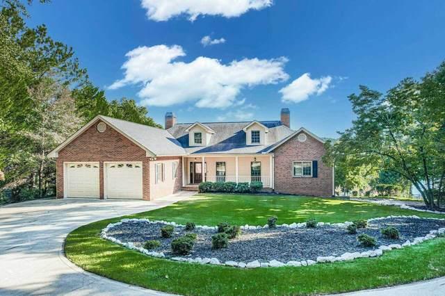 2541 Cherokee Drive, Greensboro, GA 30642 (MLS #9058060) :: AF Realty Group