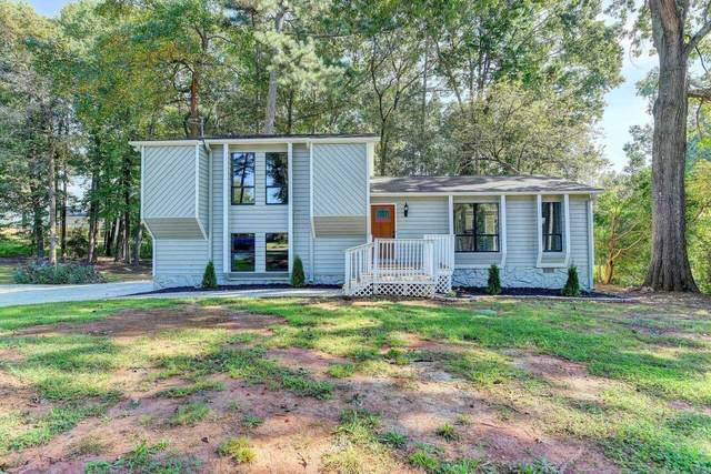 1054 Stone Mill Run, Lawrenceville, GA 30046 (MLS #9058083) :: AF Realty Group