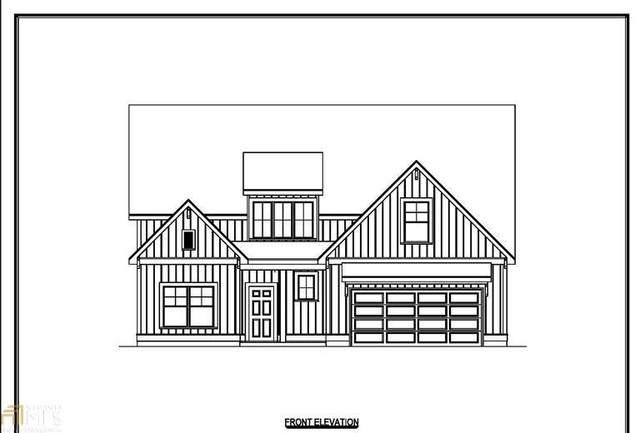 381 Huntington Way #2, Williamson, GA 30292 (MLS #9058264) :: EXIT Realty Lake Country