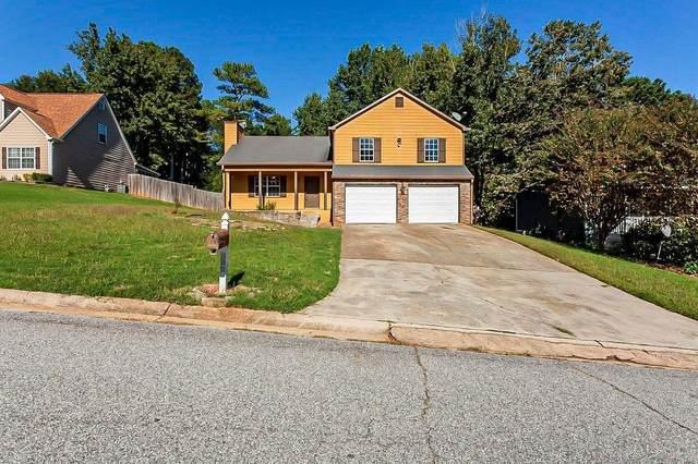 460 Ashland Manor Drive, Lawrenceville, GA 30045 (MLS #9058267) :: Regent Realty Company