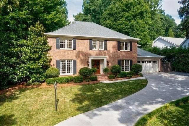 4690 Paran Valley NW, Atlanta, GA 30327 (MLS #9058310) :: Statesboro Real Estate