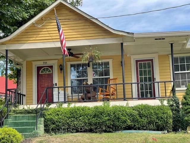 935 Rice Street NW, Atlanta, GA 30318 (MLS #9058444) :: EXIT Realty Lake Country