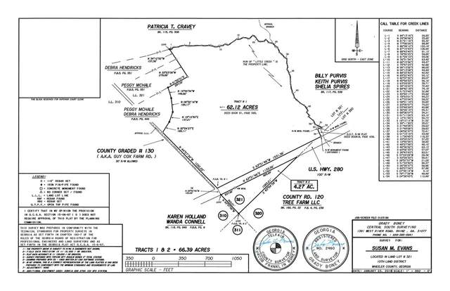 794 W Highway 30, Alamo, GA 30411 (MLS #9058509) :: Anderson & Associates