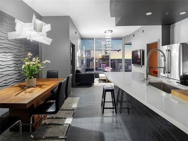 855 Peachtree Street #3404, Atlanta, GA 30308 (MLS #9058574) :: Statesboro Real Estate