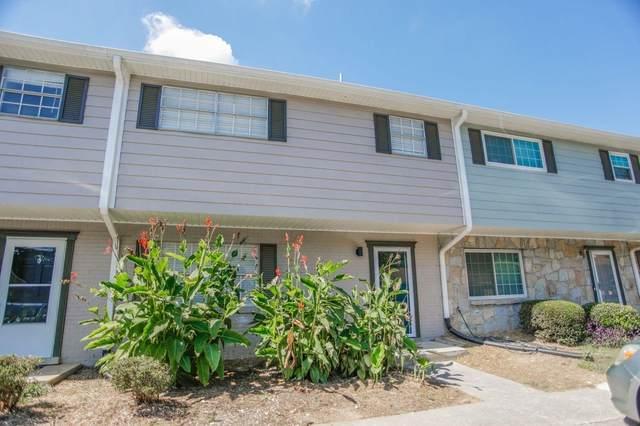 4701 Flat Shoals Road 15D, Union City, GA 30291 (MLS #9058588) :: Statesboro Real Estate