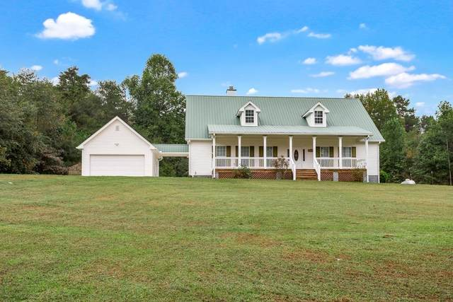 112 Freedom Lane, Commerce, GA 30530 (MLS #9058808) :: Statesboro Real Estate