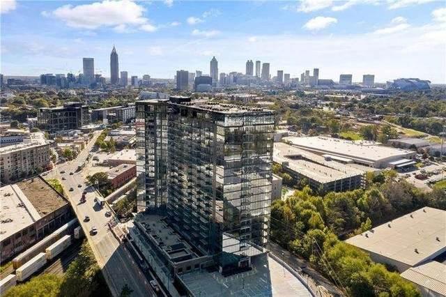 788 W Marietta Street #1206, Atlanta, GA 30318 (MLS #9059025) :: Statesboro Real Estate