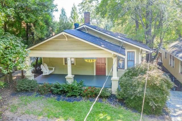 539 Atlanta Avenue SE, Atlanta, GA 30315 (MLS #9059087) :: Statesboro Real Estate