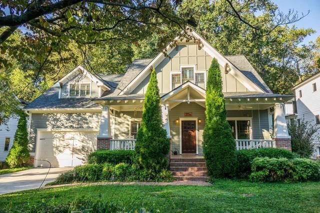 235 Willow Lane, Decatur, GA 30030 (MLS #9059092) :: Regent Realty Company