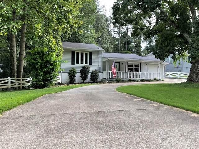 1950 Spring Road SE, Smyrna, GA 30080 (MLS #9059132) :: Athens Georgia Homes