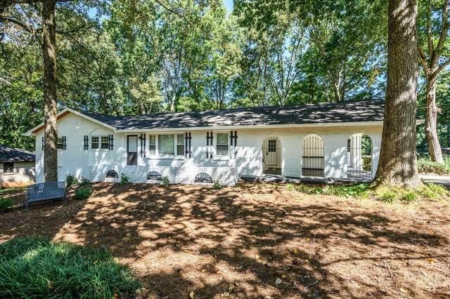 855 Rocky Ridge Court, Stone Mountain, GA 30087 (MLS #9059337) :: EXIT Realty Lake Country