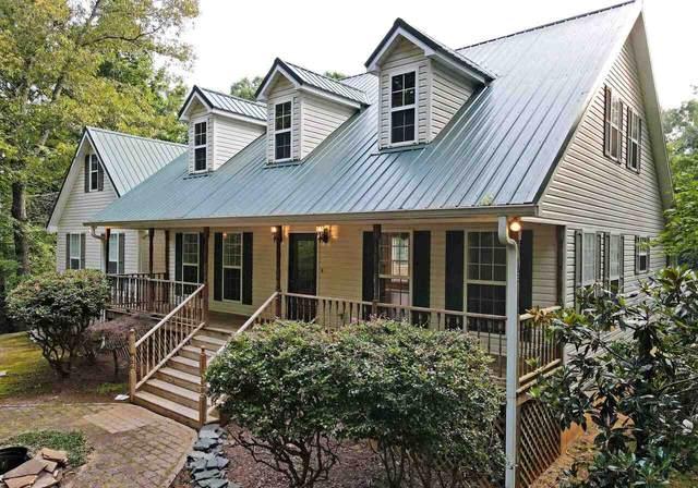 174 Shiloh Lane, Ellijay, GA 30540 (MLS #9059342) :: Crown Realty Group