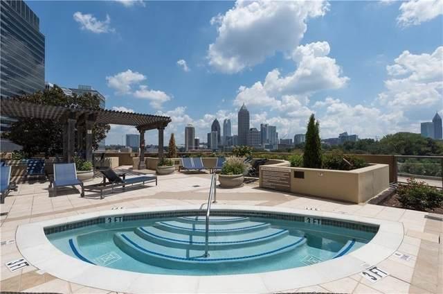 270 17th Street NW #2708, Atlanta, GA 30363 (MLS #9059507) :: Statesboro Real Estate