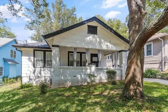 1429 North Avenue NW, Atlanta, GA 30318 (MLS #9059613) :: EXIT Realty Lake Country