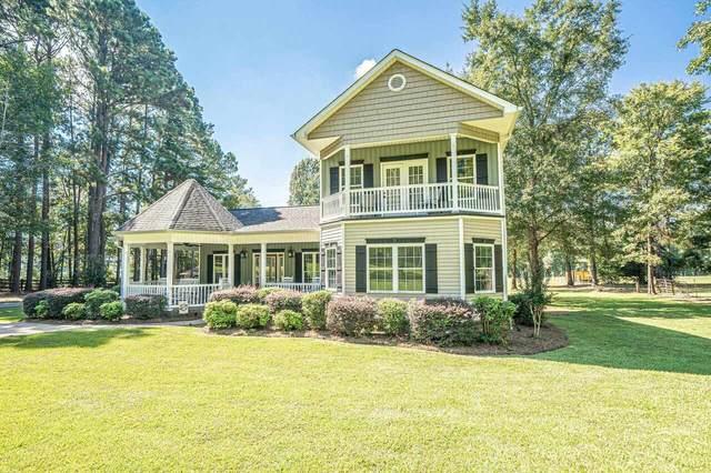 138 SE Spurgeon Drive, Milledgeville, GA 31061 (MLS #9059632) :: Statesboro Real Estate