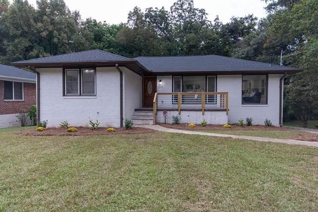 2523 Loghaven Drive NW, Atlanta, GA 30318 (MLS #9059660) :: The Cole Realty Group