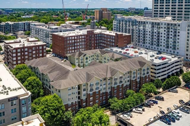 800 Peachtree Street NE #1414, Atlanta, GA 30308 (MLS #9059734) :: Cindy's Realty Group