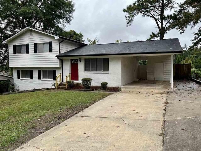 3744 Stephanie Drive SW, Atlanta, GA 30331 (MLS #9059956) :: Statesboro Real Estate