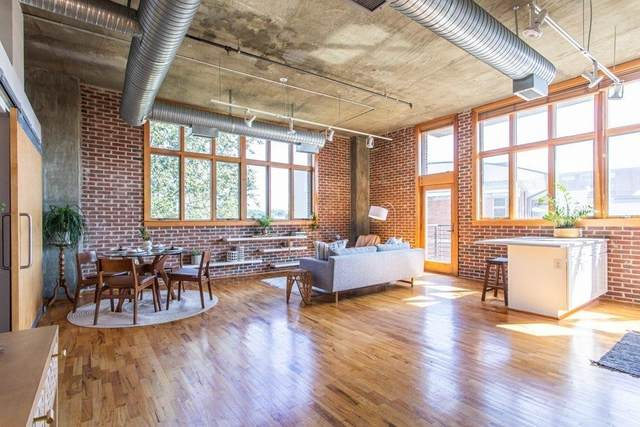 640 Glen Iris Drive NE #405, Atlanta, GA 30308 (MLS #9059983) :: Statesboro Real Estate