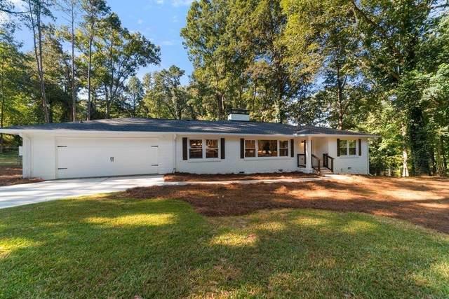 5201 Hugh Howell Road, Stone Mountain, GA 30087 (MLS #9059991) :: HergGroup Atlanta