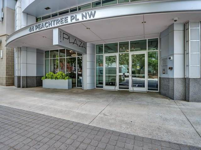 44 Peachtree Place NW #429, Atlanta, GA 30309 (MLS #9060166) :: Cindy's Realty Group