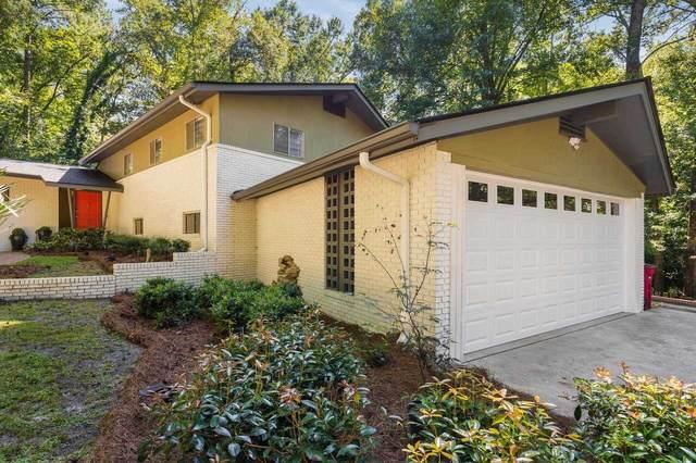 624 Woodland Drive, Sandersville, GA 31082 (MLS #9060186) :: EXIT Realty Lake Country