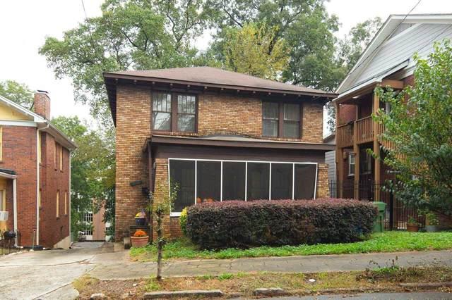 659 Kennesaw Avenue, Atlanta, GA 30308 (MLS #9060351) :: Athens Georgia Homes