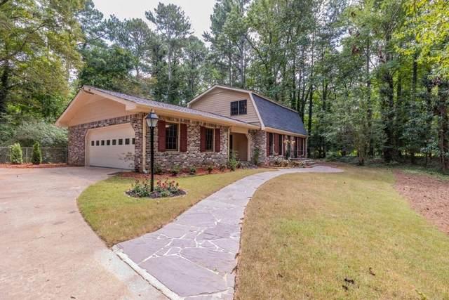2037 Stoneleigh Drive, Stone Mountain, GA 30087 (MLS #9060541) :: HergGroup Atlanta