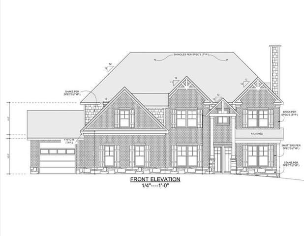 2402 Sunflower Drive #8, Hoschton, GA 30548 (MLS #9060561) :: Buffington Real Estate Group