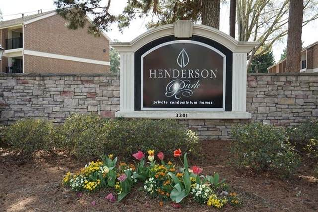 3301 Henderson Mill Road T4, Atlanta, GA 30341 (MLS #9060597) :: Cindy's Realty Group