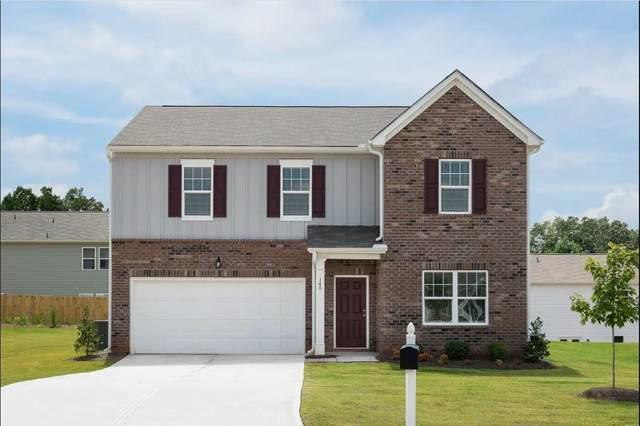 97 Dorsey Way #59, Monroe, GA 30655 (MLS #9060682) :: Athens Georgia Homes