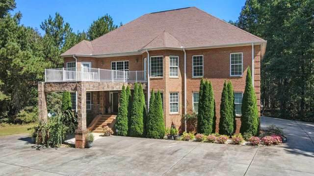 55 Periwinkle Way, Pendergrass, GA 30567 (MLS #9060779) :: Maximum One Realtor Partners