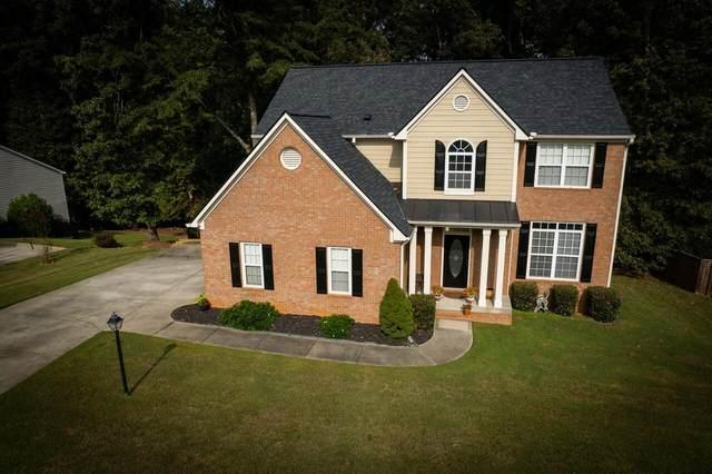 1016 Andover Drive, Hoschton, GA 30548 (MLS #9060835) :: Buffington Real Estate Group
