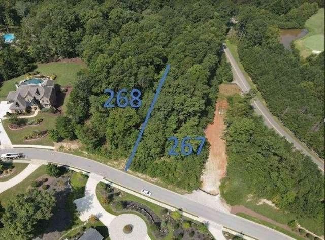 16027 Manor Club Drive Drive, Milton, GA 30004 (MLS #9060989) :: Rettro Group