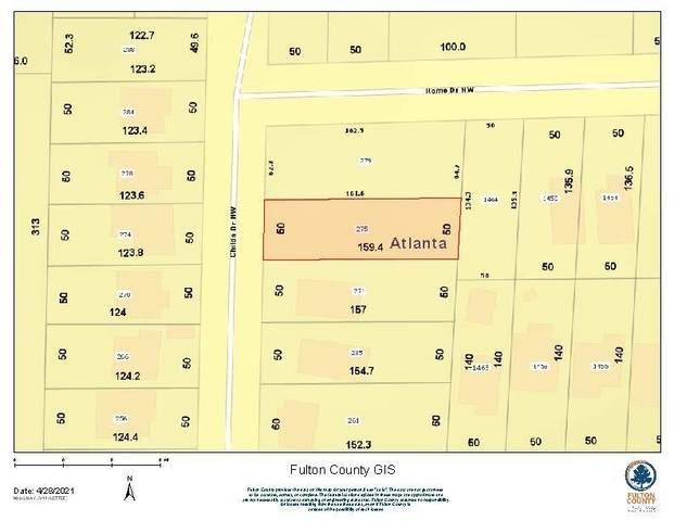 275 Childs Drive NW, Atlanta, GA 30314 (MLS #9061017) :: Statesboro Real Estate