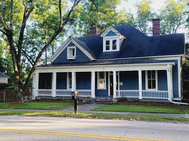 1004 Green Street, Conyers, GA 30012 (MLS #9061040) :: Athens Georgia Homes