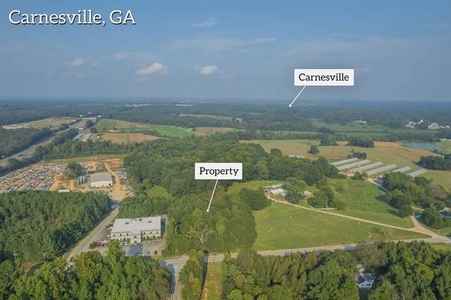 0 Highway 320, Carnesville, GA 30521 (MLS #9061189) :: Rettro Group