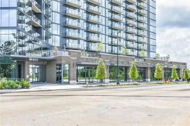 788 W Marietta Street #806, Atlanta, GA 30318 (MLS #9061196) :: Statesboro Real Estate