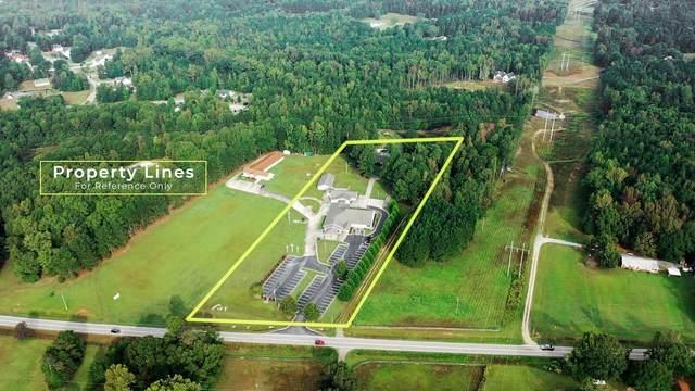 1137 & 1139 Corinth Road 7.78+/- ACRES, Newnan, GA 30263 (MLS #9061301) :: Maximum One Realtor Partners