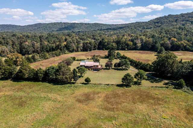 1205 Rush Chapel Road, Adairsville, GA 30103 (MLS #9061307) :: Statesboro Real Estate