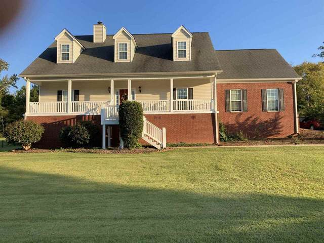 190 NW High Point Road NW, Milledgeville, GA 31061 (MLS #9061452) :: EXIT Realty Lake Country