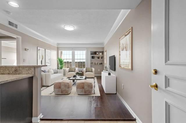 199 14th Street NE #1604, Atlanta, GA 30309 (MLS #9061457) :: Statesboro Real Estate