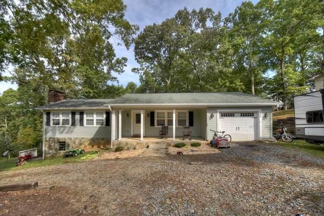 186 Lakeview Circle, Morganton, GA 30560 (MLS #9061462) :: Athens Georgia Homes